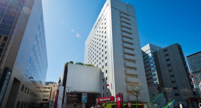 東京グランドホテル外観