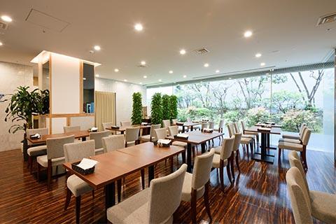 咖啡廳「GIRASOLE」